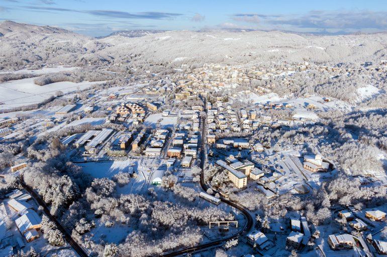 Editoriale: colpo di teatro invernale, analisi e spiegazione sulle nevicate a bassa quota in Calabria!