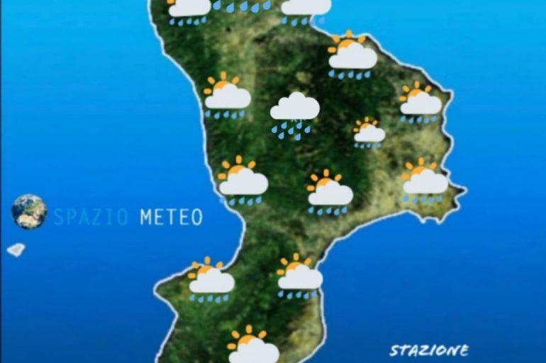 Calabria: Ultimo giorno di caldo fuori stagione
