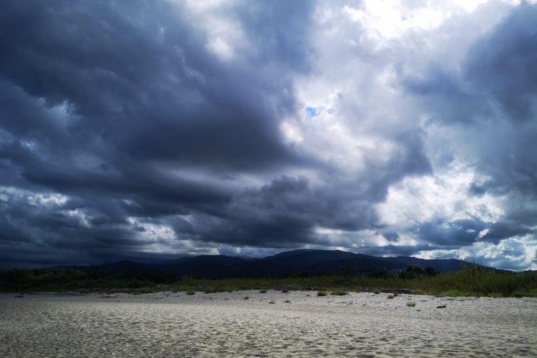 Previsioni Calabria: la primavera fa fatica a decollare, temperature nuovamente in calo dal pomeriggio